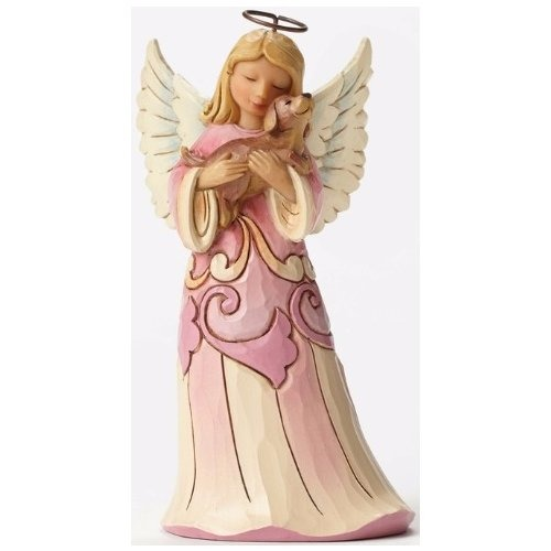 Special Sale 4052056 Jim Shore 4052056 Angel with Dog Figurine
