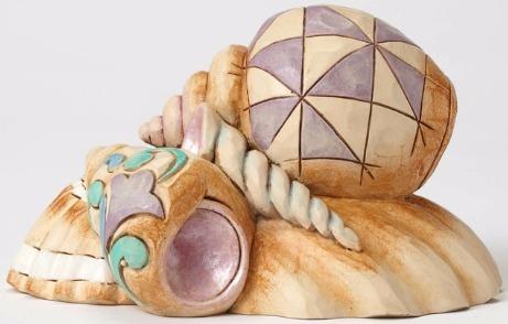 Jim Shore 4052065 Seashells Cluster M Figurine