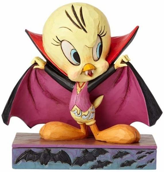 Jim Shore Looney Tunes 4052813 Vampire Tweety