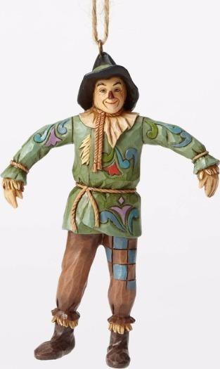 Jim Shore Wizard of Oz 4054563 Scarecrow HO