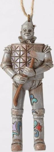 Jim Shore Wizard of Oz 4054564 Tin Man Hanging Ornament