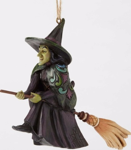 Jim Shore Wizard of Oz 4054566 Wicked Witch HO