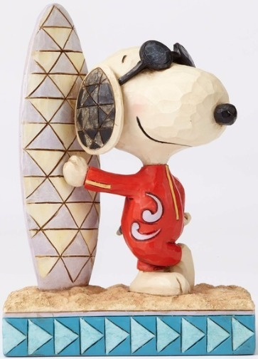 Jim Shore Peanuts 4055655 Joe Cool Snoopy