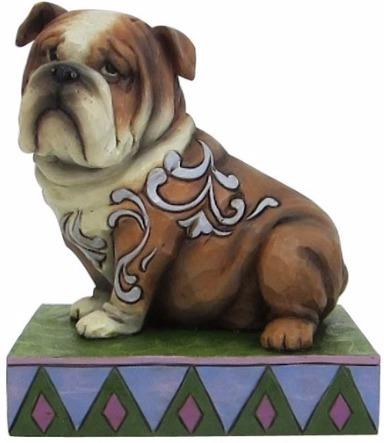 Jim Shore 4056955 English Bulldog Figurine