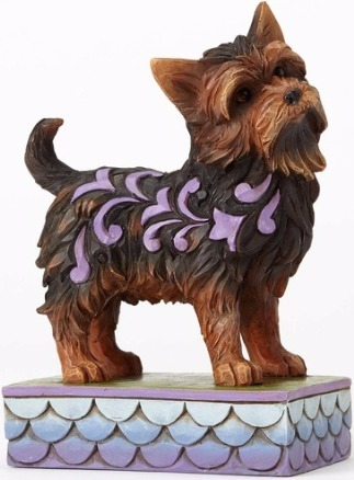 Jim Shore 4056959 Yorkshire Terrier Figurine