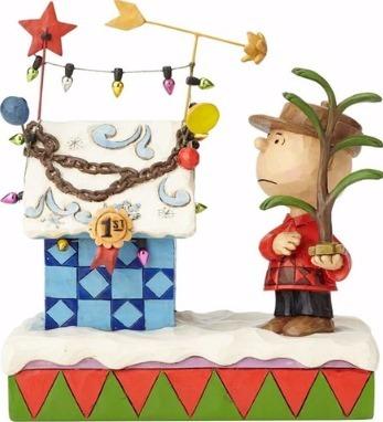 Jim Shore Peanuts 4057673 Charlie Brown