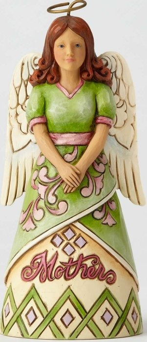 Jim Shore 4057685 Pint Mother Angel Figurine
