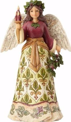 Jim Shore 4058755 Victorian Angel