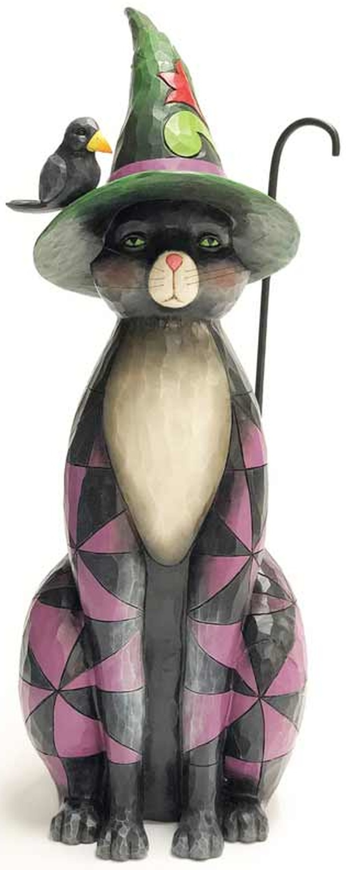 Special Sale 4060316 Jim Shore 4060316 Black Cat Witch Statue