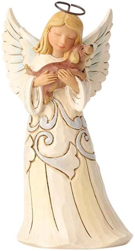 Special Sale 4060962 Jim Shore 4060962 Farmhouse Angel with Dog