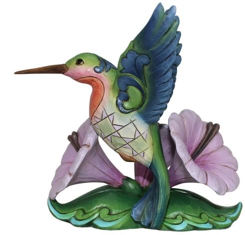 Jim Shore 6000680 Hummingbird Mini