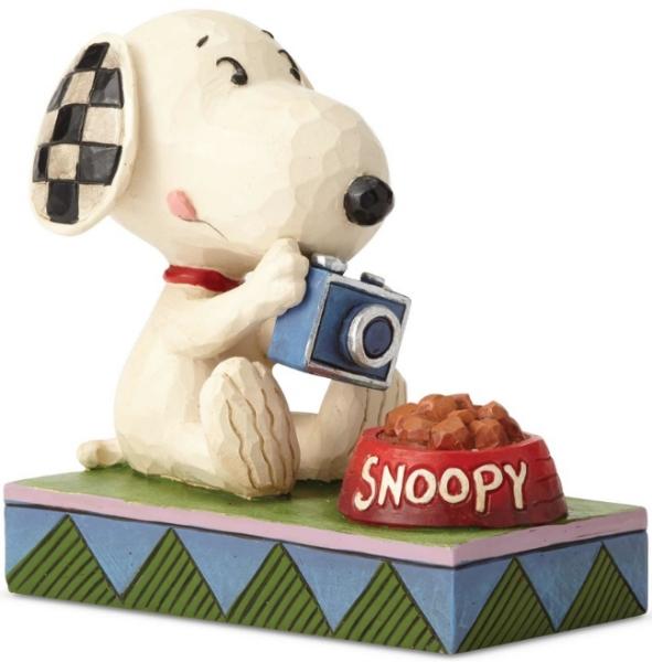 Jim Shore Peanuts 6001292 Foodie Snoopy