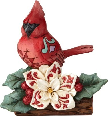 Special Sale 6001423 Jim Shore 6001423 Winter Wonderland Cardinal