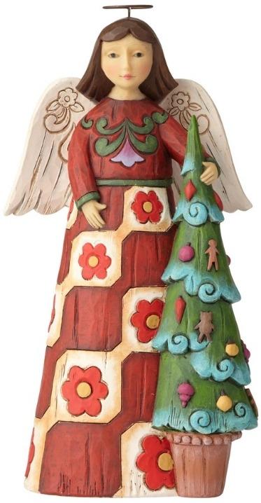 Jim Shore 6001448 Angel Tree