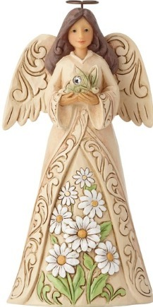 Special Sale 6001565 Jim Shore 6001565 April Angel Figurine