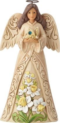 Special Sale 6001573 Jim Shore 6001573 December Angel Figurine