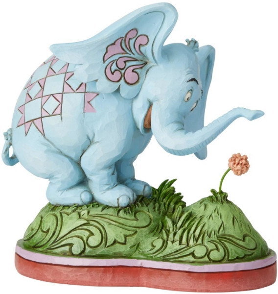 Jim Shore Dr Seuss 6002910 Horton With Flower
