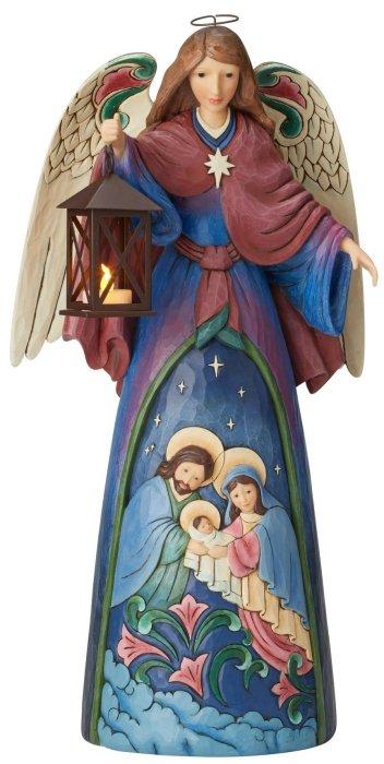 Jim Shore 6003362 Lighted Angel Statue