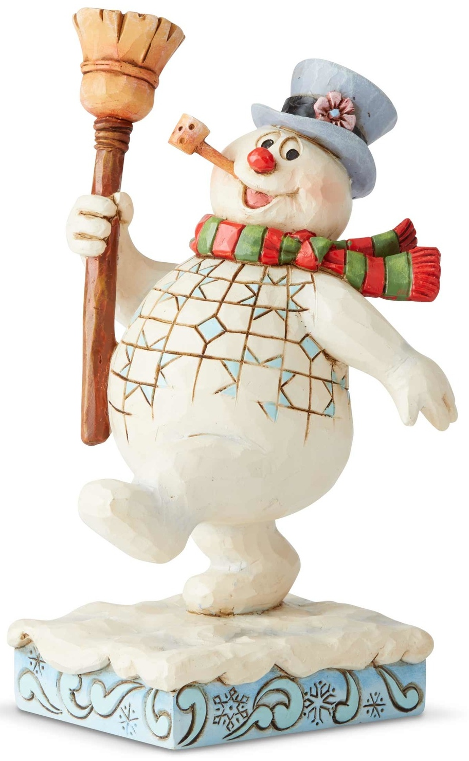 Jim Shore Frosty 6004153 Marching Frosty