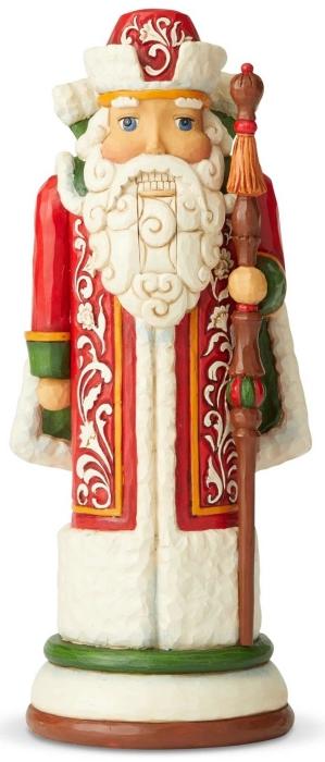 Jim Shore 6004243 Russian Nutcracker Figurine