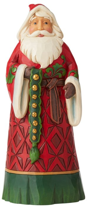 Jim Shore 6006638 Santa Figurine