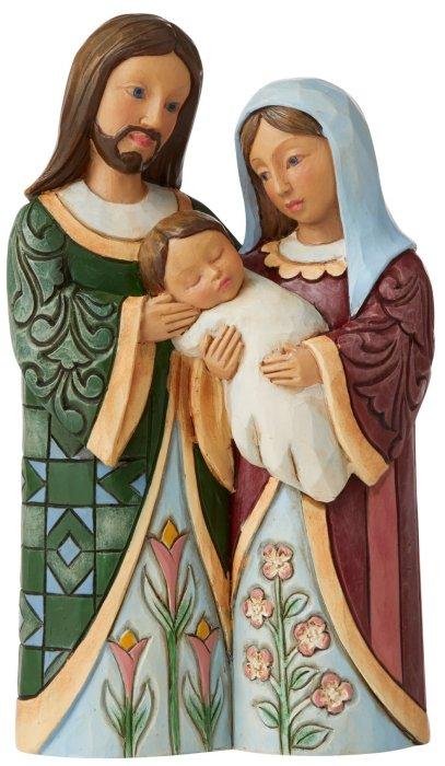 Jim Shore 6006657 Holy Family Pint Size Figurine