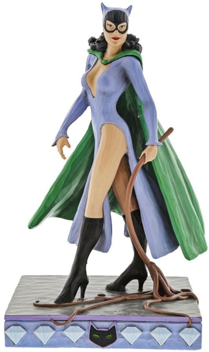 Jim Shore DC Comics 6007093 Catwoman Figurine