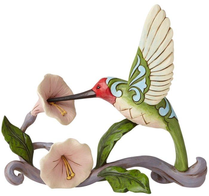 Jim Shore 6008417 Hummingbird Figurine