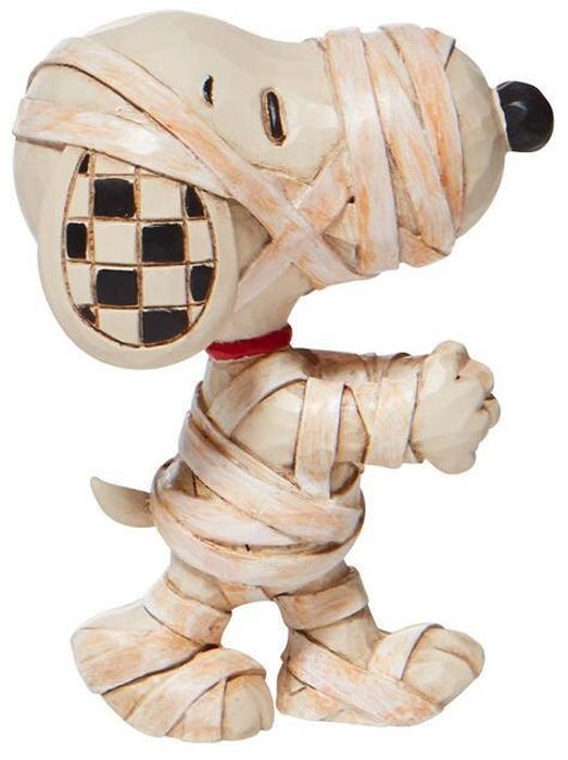Jim Shore Peanuts 6008967 Mini Snoopy As Mummy