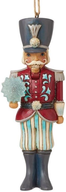 Jim Shore 6009489 Wonderland Nutcracker Ornament