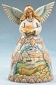 Jim Shore 114410 Safekeeper of The Seas Figurine
