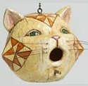 Jim Shore 4002243 Cat Birdhouse
