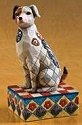 Jim Shore 4004852 Terrier Figurine