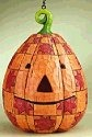 Jim Shore 4005333 Pumpkin Birdhouse Birdhouse