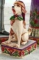 Jim Shore 4007934 Bark The Herald Angel Sing Figurine