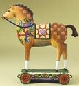 Jim Shore 4008183 Painted Pony Figurine