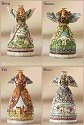 Jim Shore 4008265 Four Seasons Angels Figurine