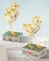 Jim Shore 4009252 Birds Figurine