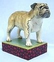 Jim Shore 4009743 Bulldog Figurine