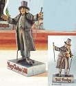 Jim Shore 4010352 Two-Sided Scrooge Figurine