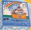 Jim Shore 4012114 Noah's Ark Figurine