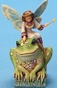 Jim Shore 4014980 Princess Fairy & Frog Figurine