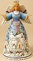 Jim Shore 4016085 Winter's Wonders Figurine