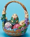 Jim Shore 4016464 For the Love of Easter Figurine