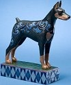 Jim Shore 4021394 Dobie Figurine