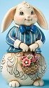 Jim Shore 4025798 On the Hunt For Spring Cheer Figurine