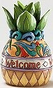 Jim Shore 4025852 Mini Pineapple Figurine