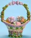 Jim Shore 4028528 Welcome Spring Figurine