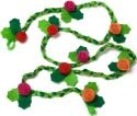 Jim Shore 4029539 Felt Garland
