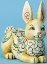Jim Shore 4031212 Cute as a Cottontail Figurine